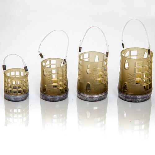 Lavender Tackle NuFish NEW Zipper Riser Cage Feeder *All Sizes Available*