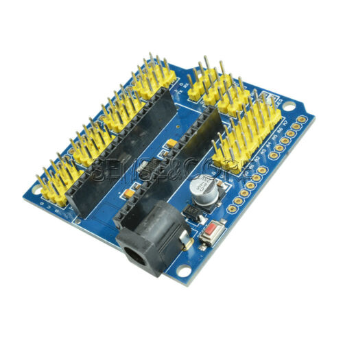 Mini USB Nano V3.0 4.0 ATmega328 5V 16M Micro-Controller Board+Nano V3.0 Shield