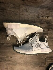 sale retailer 4d1c9 3697f Details about TITOLO X ADIDAS NMD XR1 TRAIL CELESTIAL WHITE 12.5