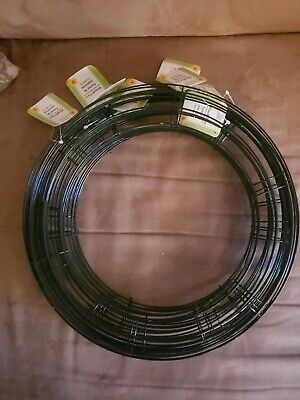 """10 14/"""" Metal Wire Wreath Frame"""