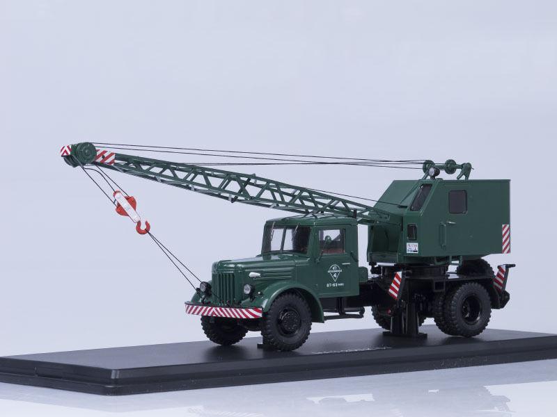 MAZ 200 K-51 verde SSM 1165 1:43