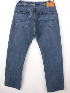 Levi's Strauss & Co Hommes 501 Jeans Jambe Droite Taille W40 L34 BBZ682