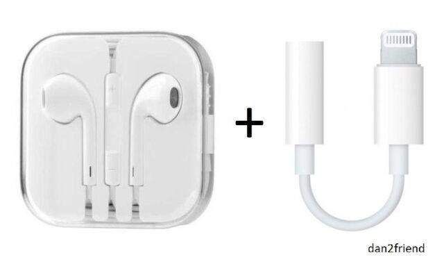 Apple iphone earphone price