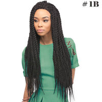Outre Synthetic Lace Front Wig X-pression Reggae Twist Large