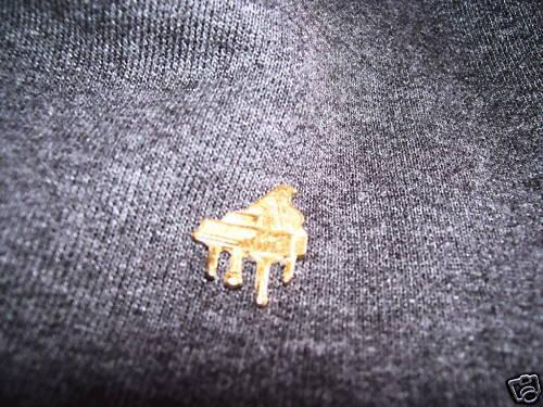 Piano Pin Brooch