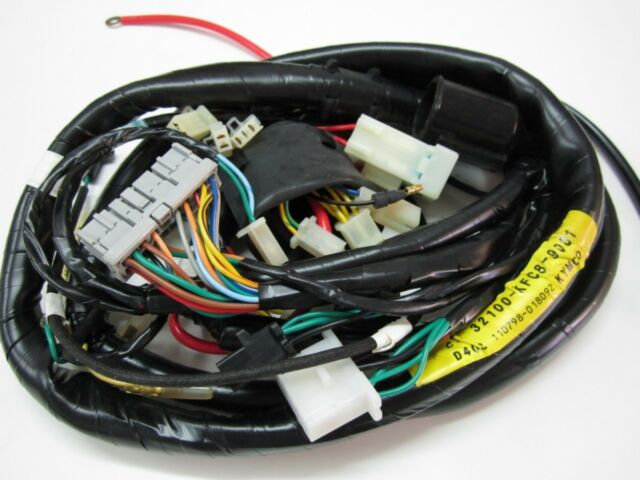 [QMVU_8575]  Genuine KYMCO Dink Yager 125 150 Harness Wire 32100-kfc8-9000 for sale  online | eBay | Kymco Wiring Harness |  | eBay