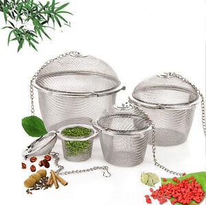 Practical-Tea-Ball-Spice-Strainer-Mesh-Infuser-Filter-Stainless-Steel-Herbal