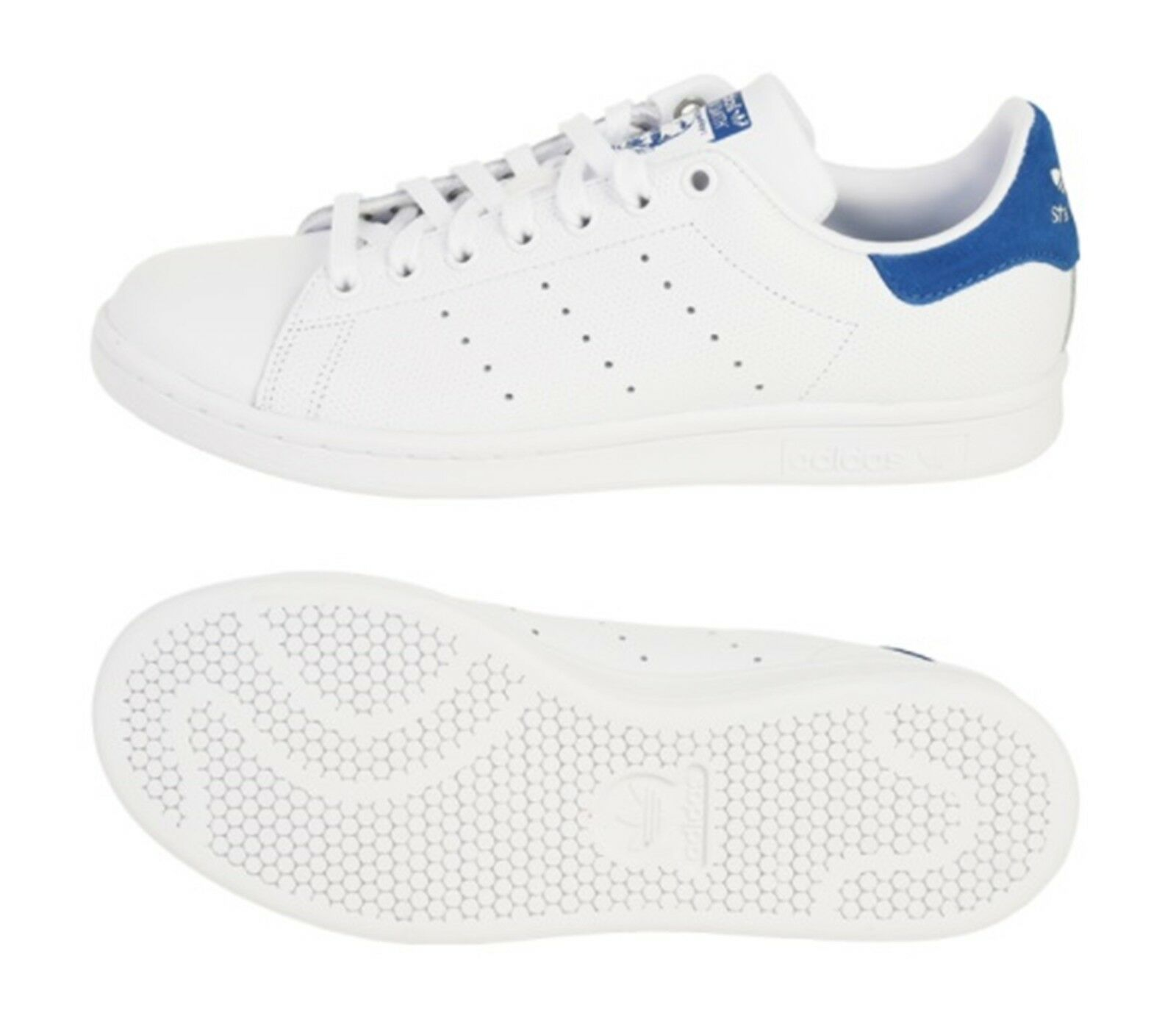 Adidas Men Original Stan Smith Training shoes Running White Sneakers shoes CQ2208
