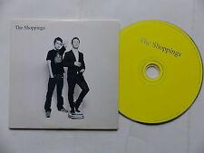 CD  album promo 12 titres THE SHOPPINGS Tu fais quoi dans la vie ... IDA041