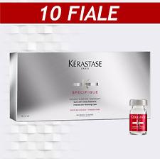 10 FIALE - AMINEXIL KERASTASE SPECIFIQUE trattamento anticaduta capelli NEW 2017