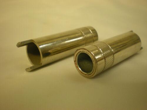 MB15 Mig Welding Spot Nozzle Shroud Push-On x 2