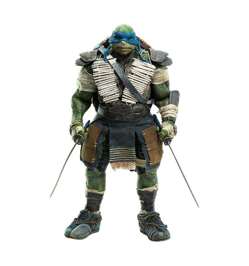 Shengshi star brille, a ez-vous au sentiHommes t t t de la clientèle Threezero TMNT Tortues Ninja Figurine Leonardo 7cd1a3