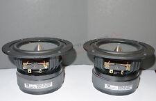 2x TB Speakers W4‐1320 SIF Tang Band Full Range 10 cm 8 Ohm