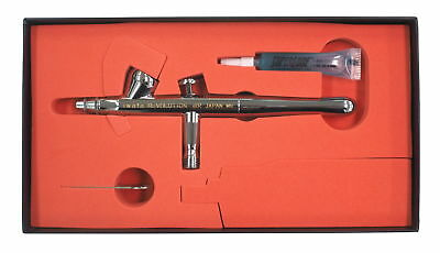 ANEST IWATA MEDEA Airbrush HP-TR2 Revolution HPTR air brush 0.5mm side feed