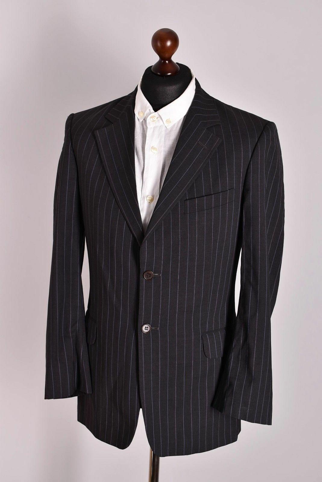 Paul Smith The Willoughby Wool Blazer Jacket Größe 38