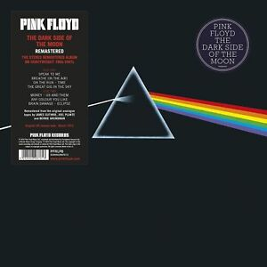 Pink Floyd Dark Side of The Moon 40th Anniversary UK 180g Vinyl LP Mp3