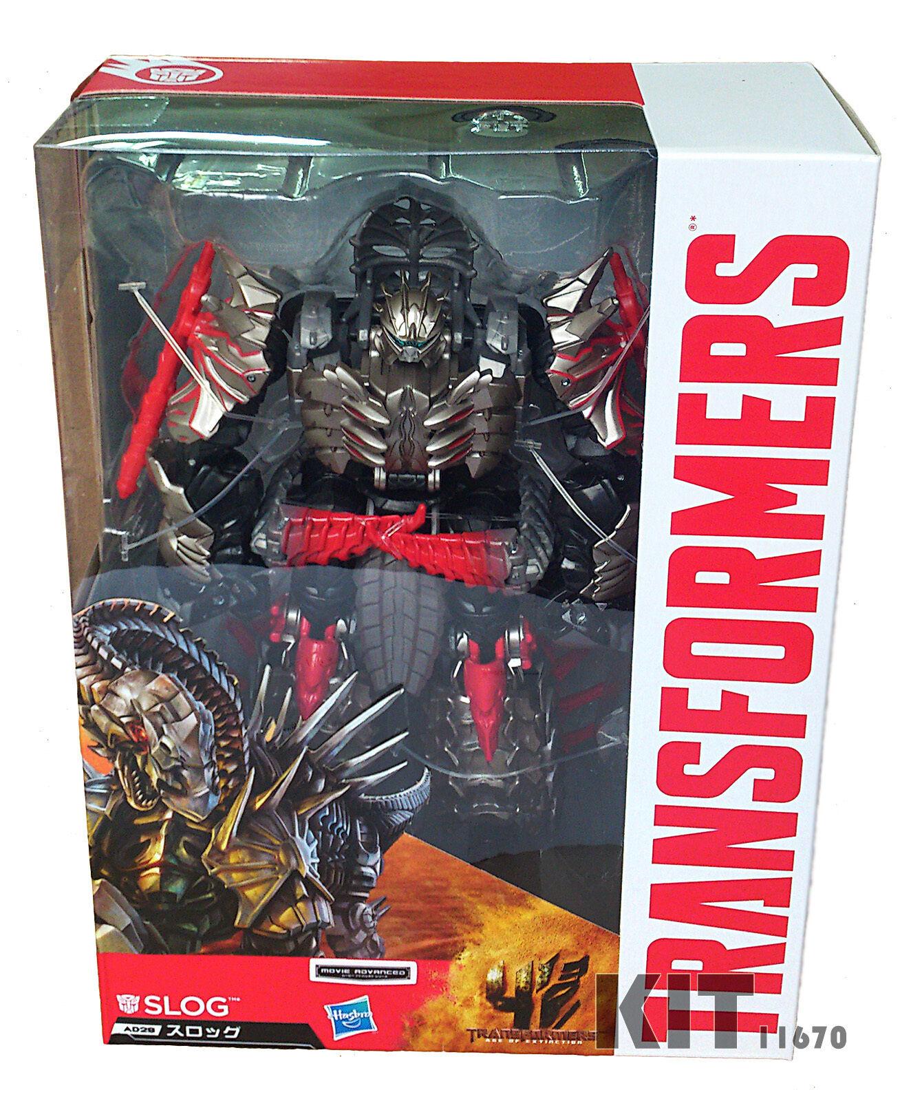 Transformers Takara Jp Ex Age of Extinction  AD29 Voyager Dinobot SLOG