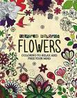 Inspired Coloring Flowers: Coloring to Relax and Free Your Mind by Parragon Books (Paperback / softback, 2015)
