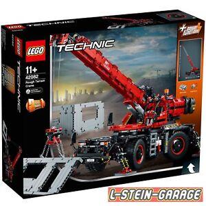LEGO-Technic-42082-Gelaendegaengiger-Kranwagen-Neu-amp-OVP