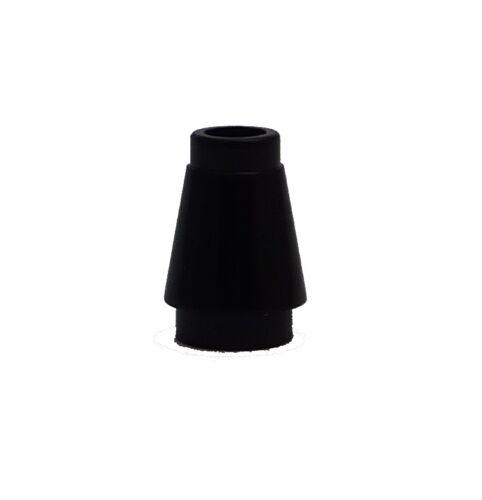 Lego 50 schwarze Kegelsteine 1x1 Kegel in schwarz black Cone Neu New Kegelstein