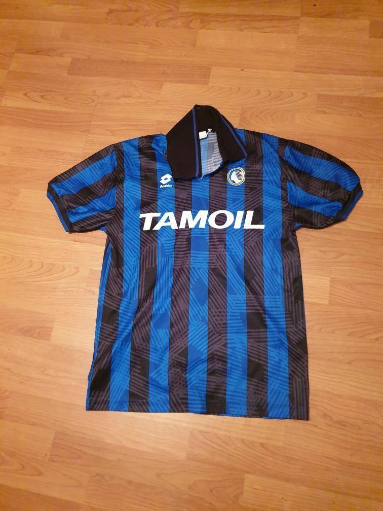 Camiseta Futbol ATALANTA Shirt Trikot Maglia 1993-94