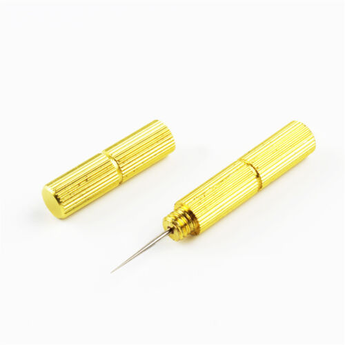 11x Motorcycle Carb Tool Jet Nozzle Wire Terminal Plug Cleaning Needle Brush Kit