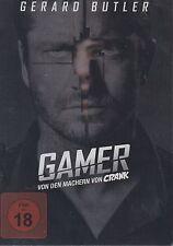 DVD - Gamer - Steelbook (Gerard Butler) / #7019