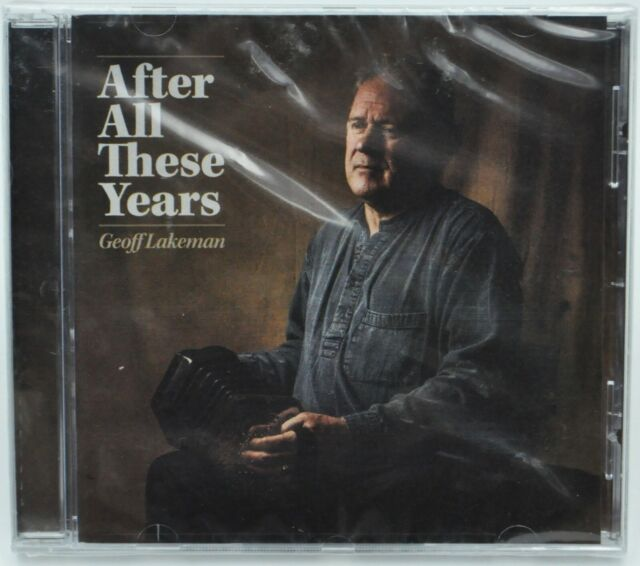 Geoff Lakeman : After All These Years NEW CD
