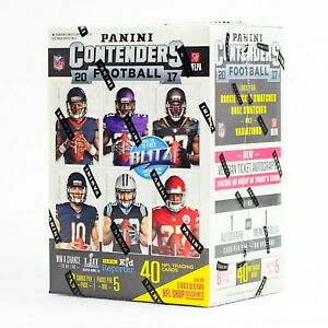 2017-Panini-Contenders-NFL-Football-card-Box-GRIDION-BRAND-NEW-MAHOMES-ROOKIE