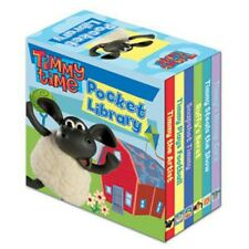 Timmy Time Little Pocket Library 6 Books Collection Set Early Readers Pack