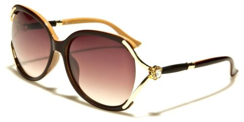 ELEGANTE DAMEN SONNENBRILLE Designer Retro Vintage Sunglasses