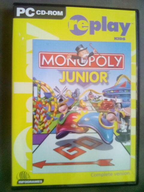 Monopoly Junior (PC, 2000) - European Version