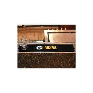 "FanMats Green Bay Packers Drink Mat 3.25""x24"", 13986"
