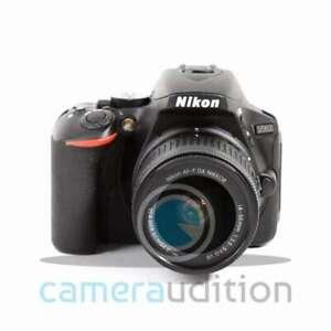 Genuino-Nikon-D5600-Digital-SLR-Camera-AF-P-DX-Nikkor-18-55mm-f-3-5-5-6G-VR