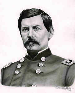 Union-General-George-McClellan-Limited-Edition-Signed-Civil-War-Art-Print