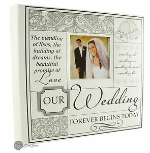 Large-White-Verse-Our-Wedding-Photo-Album-Gift-NV299