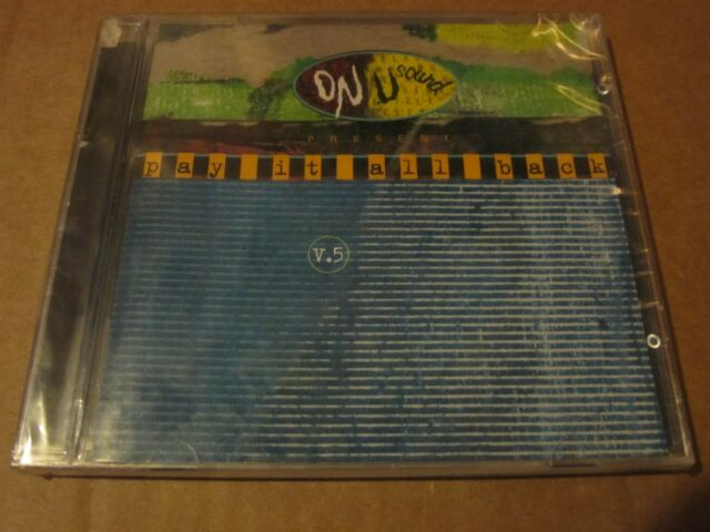 On U Sound - Pay It All Back Volume 5 (CD, Compilation) USA/Canada 1995 (Sealed)