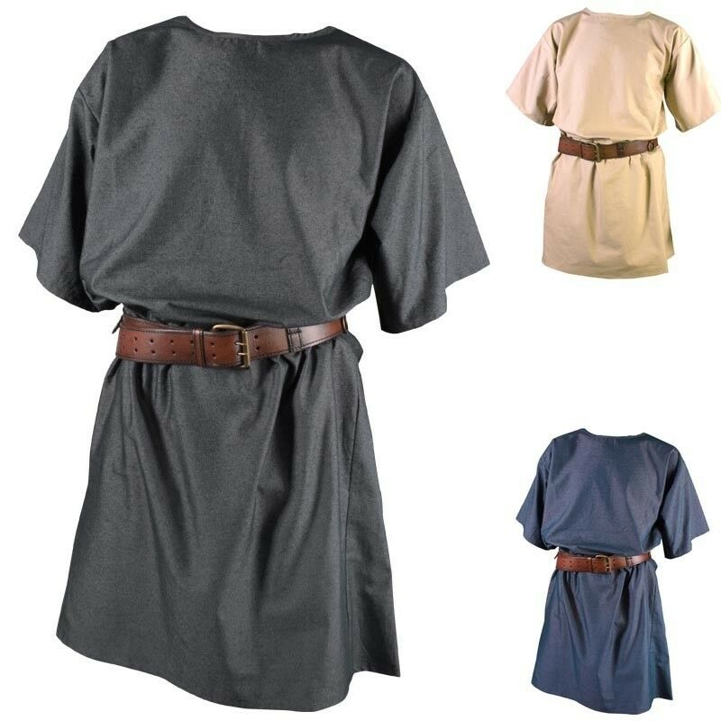 Medieval   Viking RFB Tunic   Tabard. Ideal for Costume or LARP Events