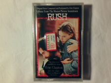 COLONNA SONORA Rush mc cassette K7 SOUNDTRACK ERIC CLAPTON SIGILLATA SEALED!!!