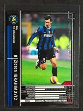 2006-07 Panini WCCF Zlatan Ibrahimovic Inter Milan card