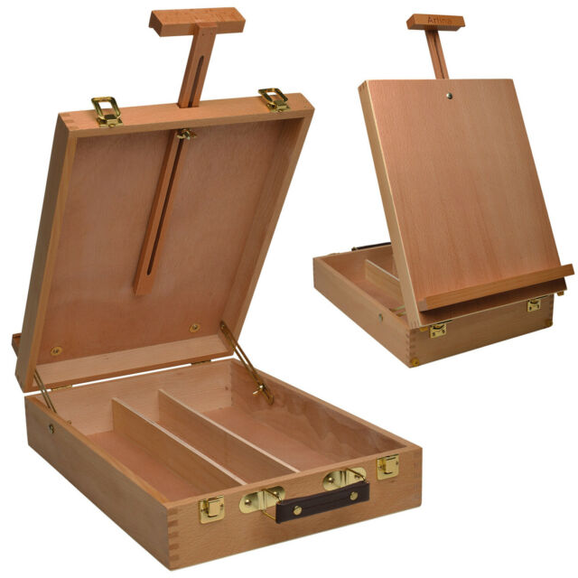 Tischstaffelei Holz 39,0cm Buchenholz