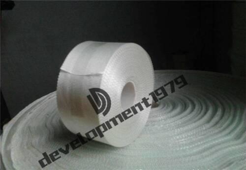 "E-Glass1/"" Fiberglass Cloth Tape wide 10 Yards Glass Fiber Plain Wea 2.5x 10m New"