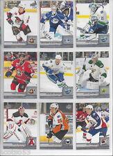2014 Upper Deck AHL Hockey Andy Miele (Malmö Redhawks)