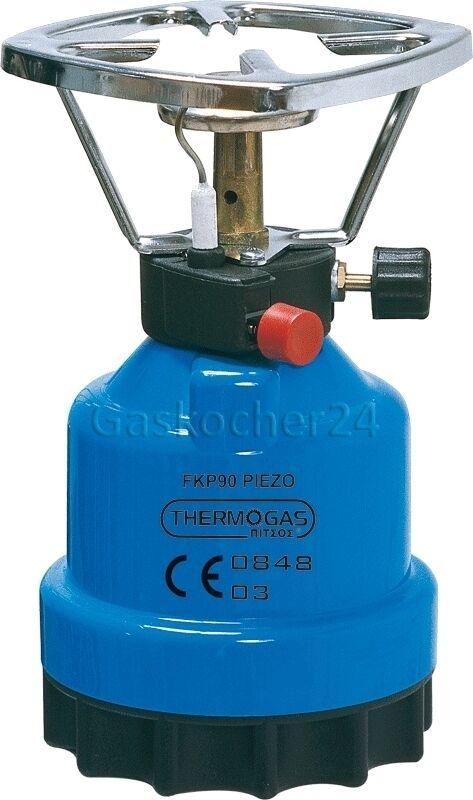 Cuisinière à gaz THERMOGAS - 6 modèles à à à cartouche Réchaud de camping NEUF 389372