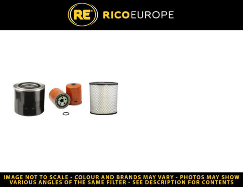 Kioti Rx 6010 Filter Service Kit