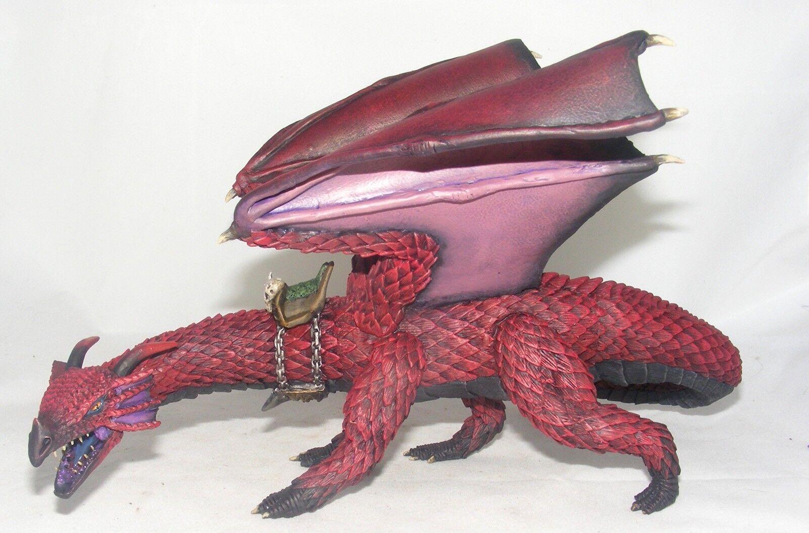 28mm Resin Dragon Kings Of War Warhammer