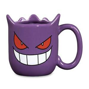 Pokemon-Center-Original-3D-Gengar-Halloween-16-oz-Sculpted-Mug-Gift-Cup