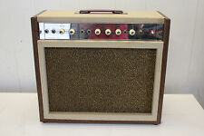 1966 Airline 62-9033 Supro Valco 1624T 6973 Tube Guitar Amplifier  with WARRANTY