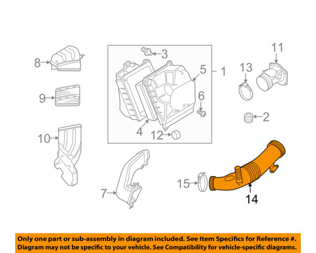 06 audi a4 quattro b7 2 0t engine air intake duct hose boot for saleaudi oem 05 09 a4 quattro air cleaner intake air duct tube hose 8e0133356d