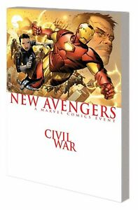 CIVIL WAR NEW AVENGERS TP COL #22-25 TPB MARVEL COMICS NEW